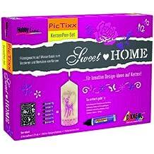 Hobby Line 49750 - Pic Tixx Kerzenpen Set Sweet Home