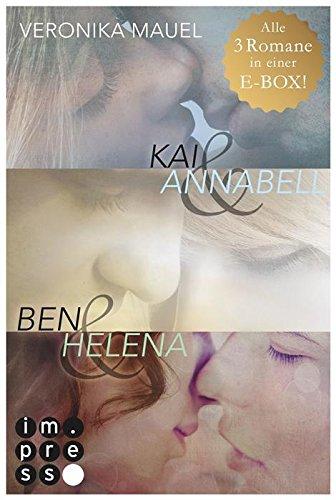 Kai & Annabell: + Ben & Helena (Alle Bände und der Spin-off in einer E-Box!) von [Mauel, Veronika]
