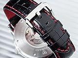 DETOMASO Herren-Armbanduhr Tordino Analog Automatik DT2046-A - 5