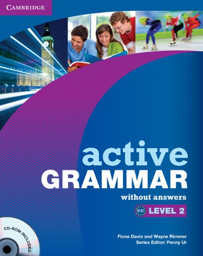 Active Grammar 2 without Answers and CD-ROM (Active Grammar Without Answers)