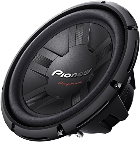 Pioneer TS-W311S4 Auto-Subwoofer-Chassis 1400W 4 Gain Frame