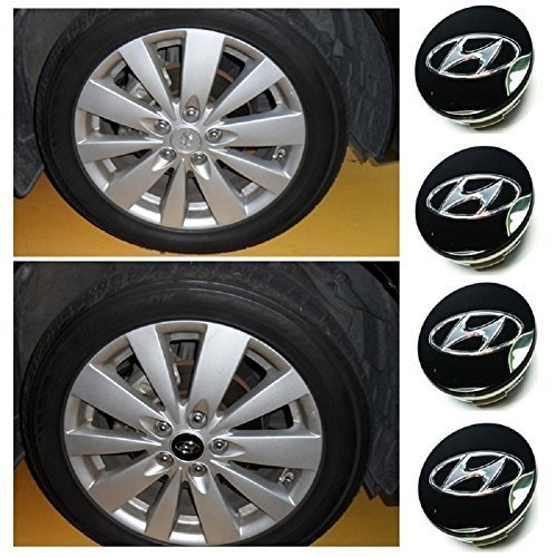 Hyundai Sonata Radnabenkappen, 52960-3S110 Kappenmontage, 4EA Set