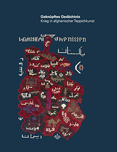 Geknüpftes Gedächtnis. Krieg in afghanischer Teppichkunst, Begleitkatalog zur gleichnamigen Ausstellung der Sammlung afghanischer Kriegsteppiche von Till Passow vom 27. Februar bis 20. März 2015 (Deutsch und Englisch) ISBN 978-3-00-048784-2