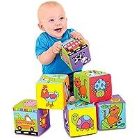 Galt Toys Dados Divertidos,, cubo tamaño: 10 cm A1085L