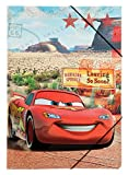 Undercover CAGR0290 - Gummizugmappe A3, Disney Pixar Cars
