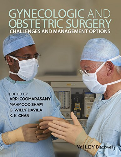 Gynecologic and Obstetric Surgery: Challenges and Management Options PDF Books