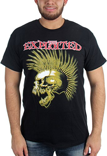 The Exploited Mens Beat The Bastards