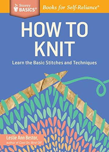 How to Knit (Storey Basics)