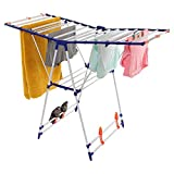 #9: Parasnath Parasnath Prime Offer Winsome Clothes Drying Stand - Three Way Folding (Lifetime Warranty*MADE IN INDIA)