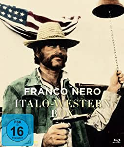 Franco Nero - Italo-Western Box [Blu-ray]