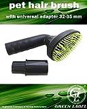 Spazzola per il pelo degli animali Universale per gli aspirapolvere (32-35 mm)