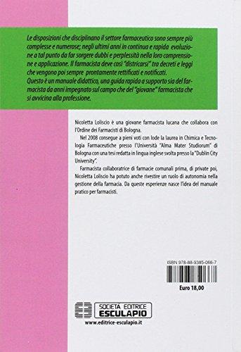 ! La farmacia. Un campo minato. Il manuale del farmacista. Guida pratica 2018 libri in pdf gratis