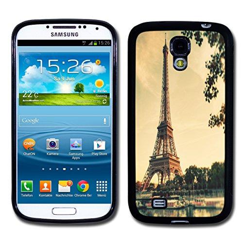 TPU Silikon Style Handy Tasche Case Schutz Hülle Schale Motiv Etui für Apple iPhone 5 / 5S - A24 Design7 Design 8