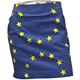 Best Confidence Golf Sets - Royal & Awesome Women's Golf Skirt, Multicolored (Eurostar) Review