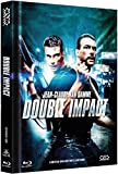 Geballte Ladung - Double Impact - uncut (Blu-Ray+DVD) auf 999 limitiertes Mediabook Cover B [Limited Collector's Edition] [Limited Edition]
