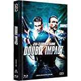 Geballte Ladung - Double Impact - uncut (Blu-Ray+DVD) auf 999 limitiertes Mediabook Cover B