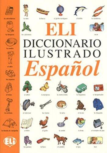 Diccionario ilustrado: espa?ol (European Language Institute) by European Language Institute, Olivier, Joy (1998) Paperback