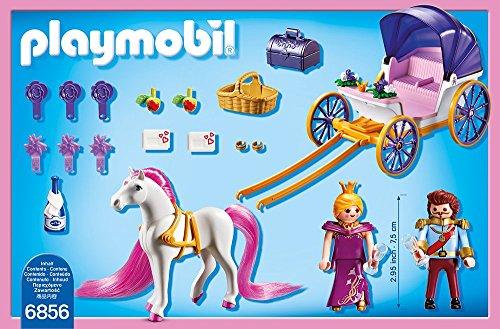 PLAYMOBIL 6856 – Königspaar mit Pferdekutsche - 3