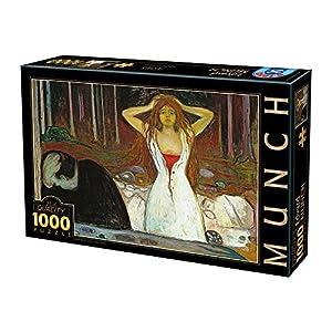 Unbekannt D de Toys 2-Puzzle 1000Edvard Munch