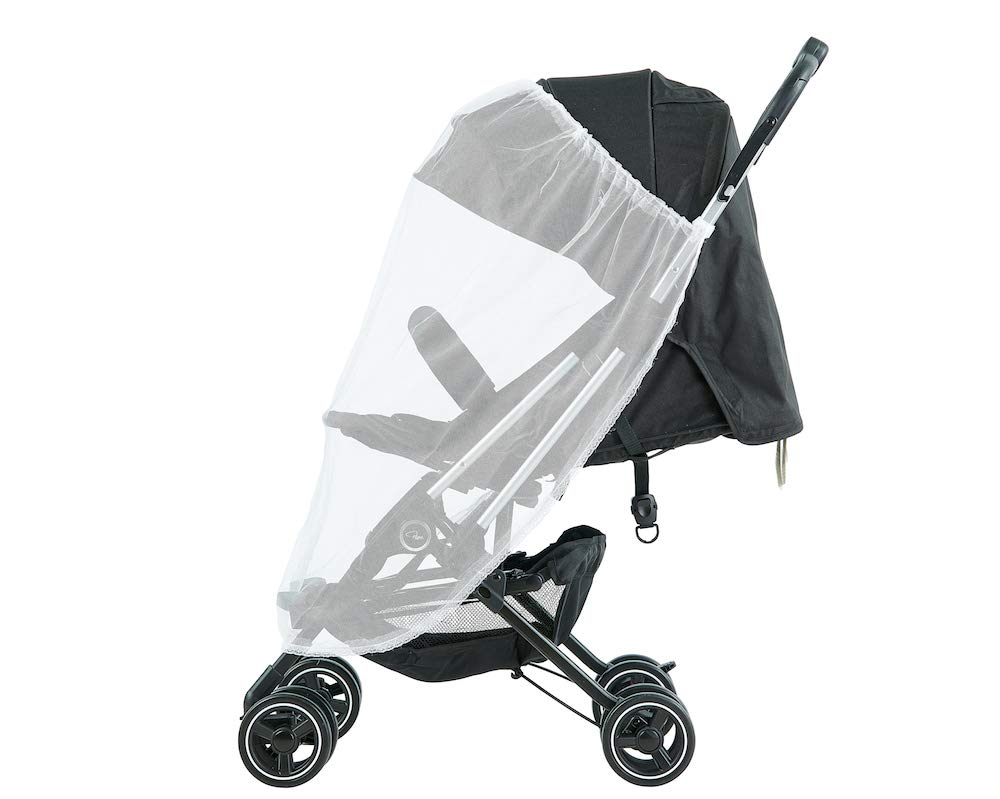 Roma Capsule² Compact Airplane Travel Buggy from Newborn Only 5.6 kgs - Black with Silver Shimmer Chassis Roma Compact lie-back stroller - suitable from newborn to 15 kgs Includes rain cover, insect net, travel bag Locked and swivel wheels, shopping basket, 8