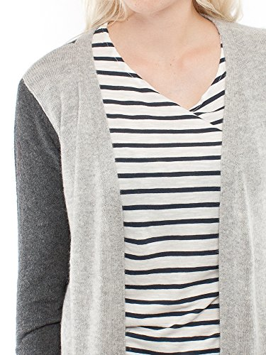 Cardigan LUCRAN light grey Multicolore