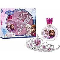 La Reine des Neiges - Frozen - Coffret Eau de Toilette pour enfant 100 ml + Accessoire