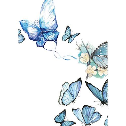Parches de mariposa Hergon para ropa de niños