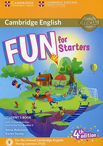 Fun for Starters Student's Book with Online Activities