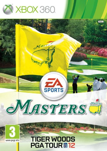 [UK-Import]Tiger Woods PGA Tour 12 The Masters Game XBOX 360