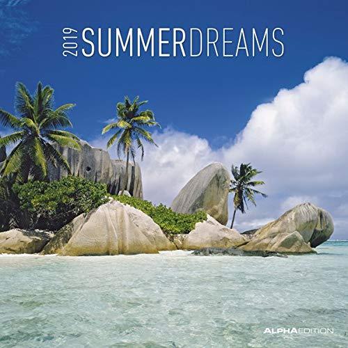 Summerdreams 2019 Broschürenkalender