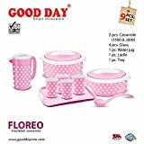 BMS 9 Pcs GoodDay Polka Design Insulated...
