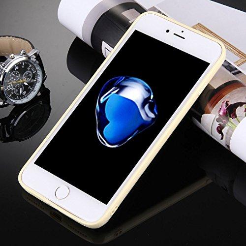 iPhone Case Cover Housse de protection transparente pour iPhone 7 Plus TPU + PC ( SKU : Ip7p0897f ) Ip7p0897y