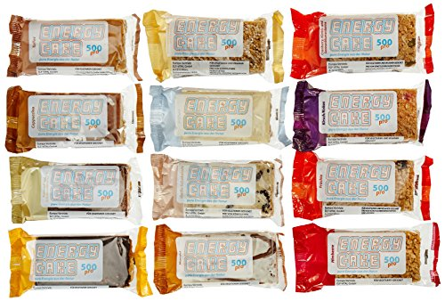 flapjack riegel E.L.F Energy Cake - Mix Box 24x125g, 1er Pack (1 x 3 kg)