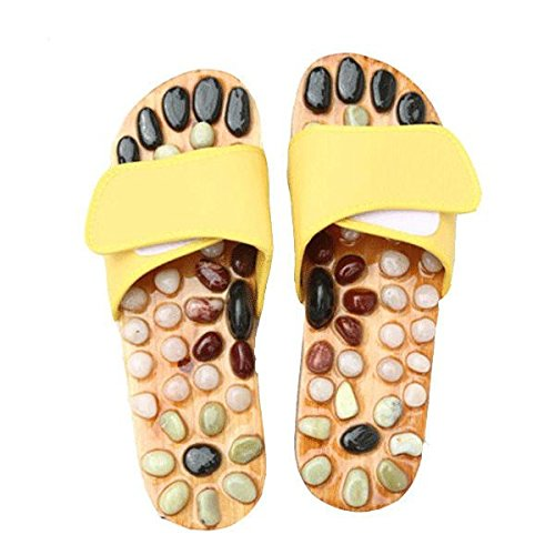 wooden-foot-slippers-acupressure-shoe-massage-natural-stone-jnvshop-reflexology-38-eu-yellow