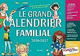 Le grand calendrier familial 2016-2017