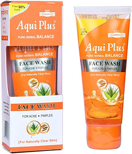 HAPDCO Aqui Plus Cream Pack of 2+Aqui Plus Face Wash Pack of 1