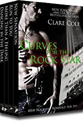Curves for the Rock Star: BBW Rockstar Romance New Adult Bundle Box Set (English Edition)