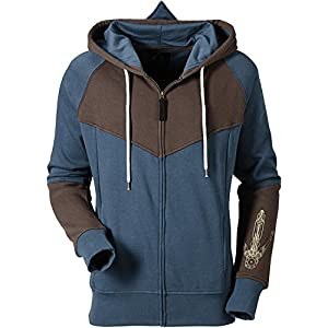 Assassin's Creed Unity Kapuzenjacke blau/braun