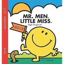 Mr Men & Little Miss Hosentaschenkalender 2013