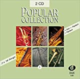 Popular Collection 1 Doppel-CD, Halb- und Vollplayback