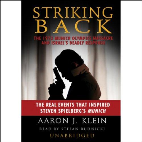 Striking Back  Audiolibri