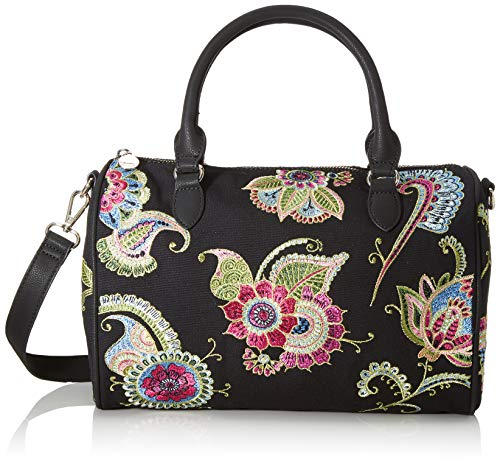 Desigual Damen Bag Anubis Nolita Henkeltasche, Pink (Fucsia), 21.5x16x31 cm