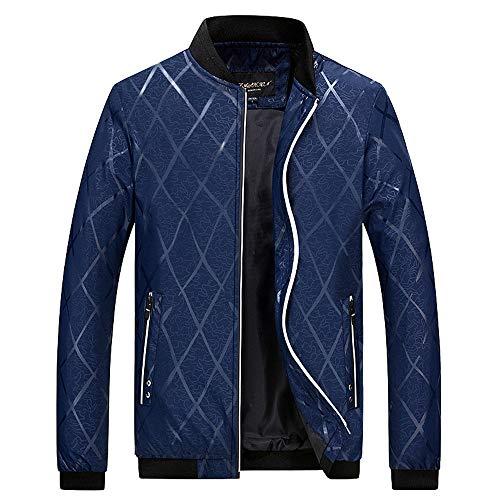Xmiral Daunenjacke Herren Winterjacke Hooded Puffer Jacket, Steppjacke -