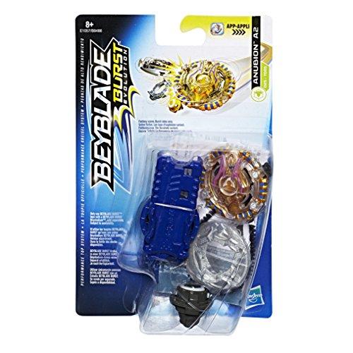 Beyblade A2 Anubion juguete starter pack, multicolor (Hasbro E1057)