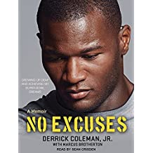 No Excuses: Growing Up Deaf and Achieving My Super Bowl Dreams by Marcus Brotherton (2015-06-16)