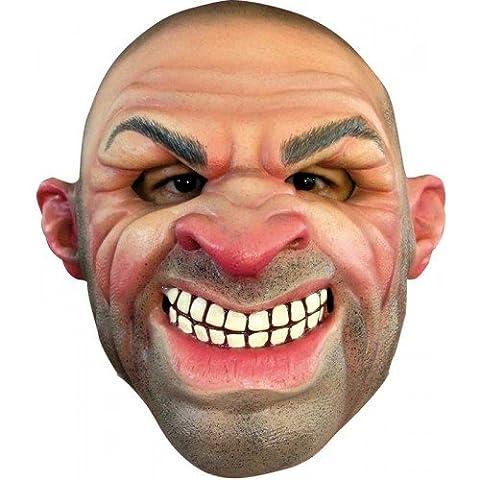 Gangster Mobster Latex Halloween Horror Head Mask