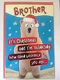Brother (Cool) Weihnachten Karte....
