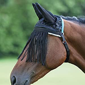 Shires Quick Fit Fly Fringe: Pony