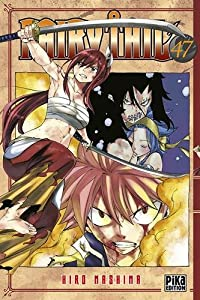 Fairy Tail Edition simple Tome 47