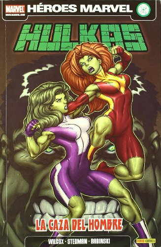 Hulkas: La caza del hombre